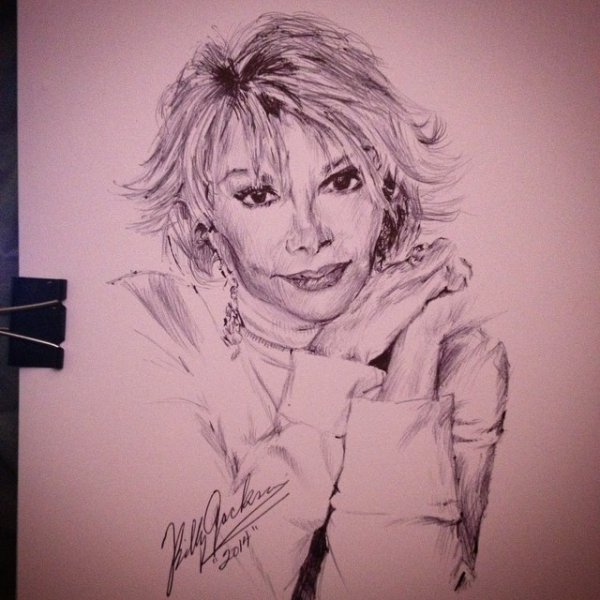 Joan Rivers by billyhjackson